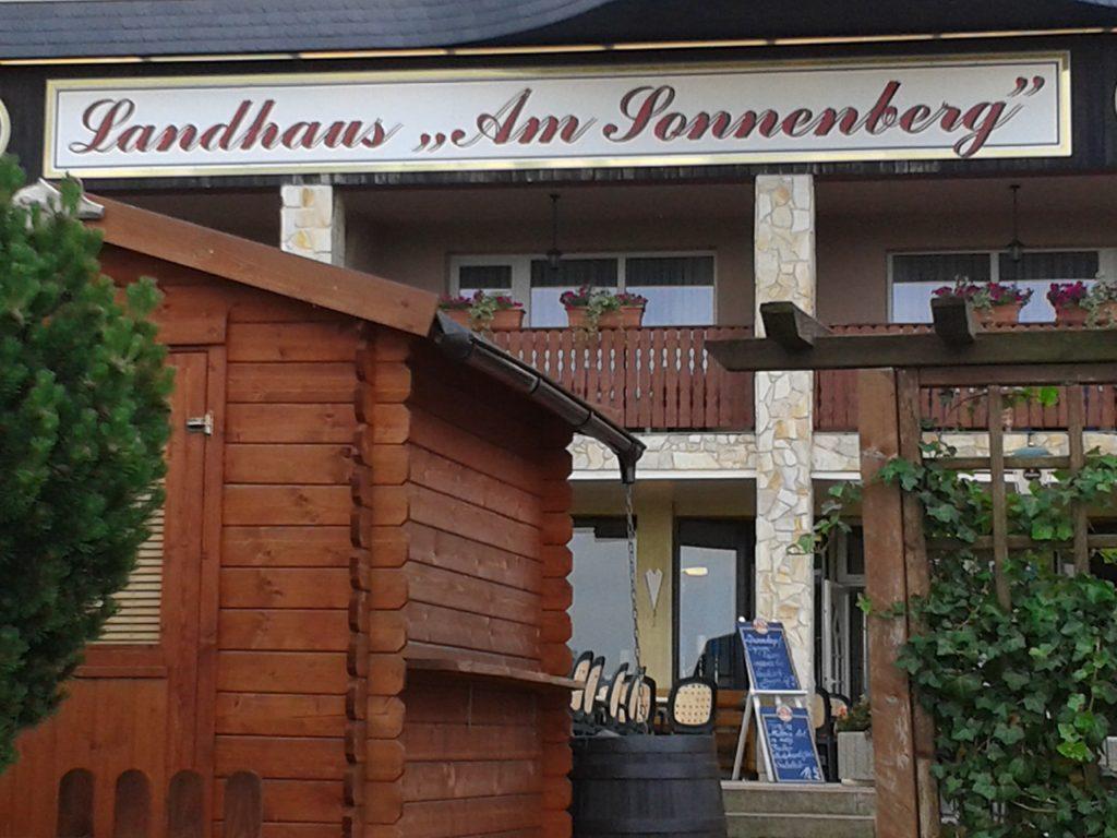 Ausflug zum Sonnenberg in Hildesheim