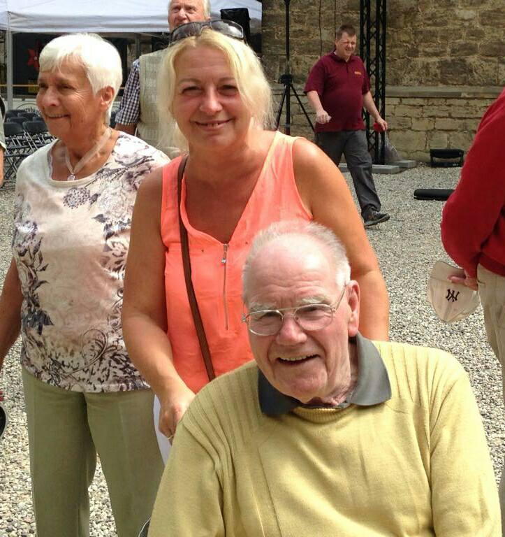 Das SeniorenNest war auf der Marienburg