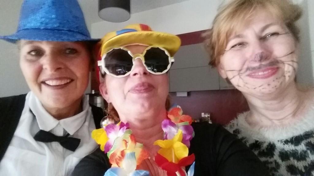 Fasching im SeniorenNest